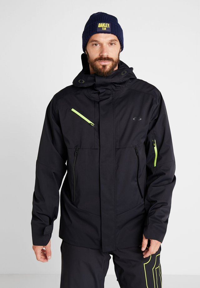 CRESCENT JACKET - Snowboardjacka - blackout