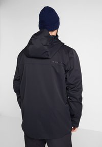 Oakley - CRESCENT JACKET - Snowboardjas - blackout - 2