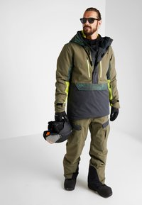 Oakley - REGULATOR INSULA - Snowboardjacka - dark brush - 1