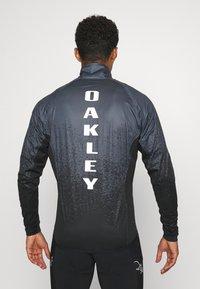 Oakley - JACKET - Trainingsjacke - grey - 2