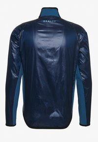 Oakley - PACKABLE JACKET - Veste coupe-vent - dark blue - 1
