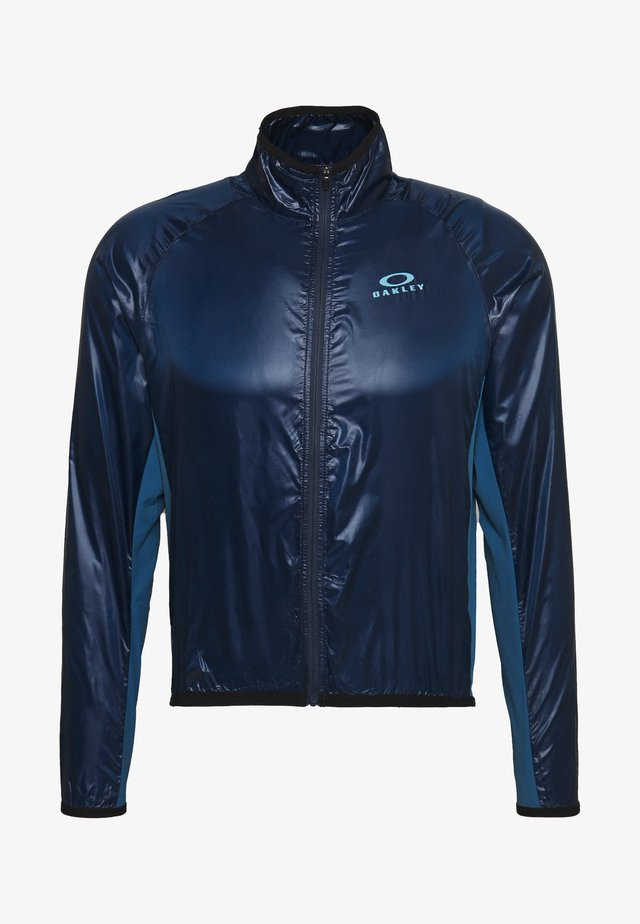 PACKABLE JACKET - Vindjacka - dark blue