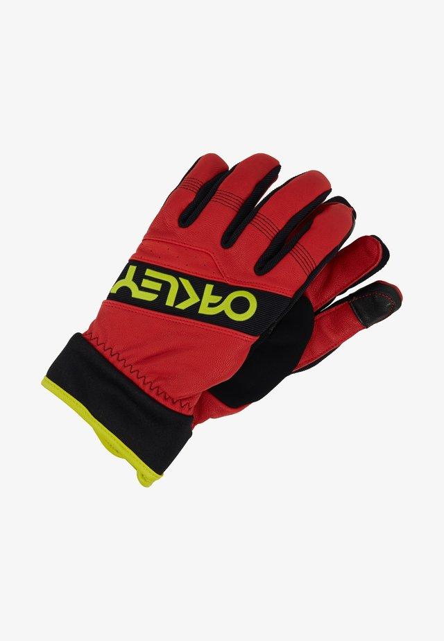 FACTORY WINTER GLOVE  - Handsker - high risk red