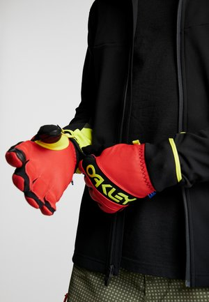 FACTORY WINTER GLOVE  - Fingervantar - high risk red