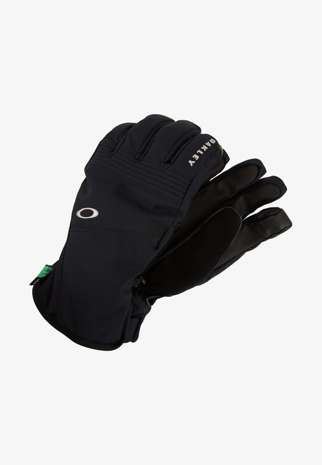 ROUNDHOUSE SHORT GLOVE 2.5 - Gloves - blackout