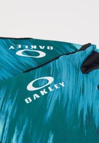 Oakley - GLOVES - Kurzfingerhandschuh - teal - 3
