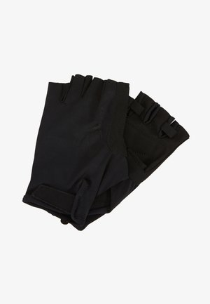 GLOVES - Fingerless gloves - black