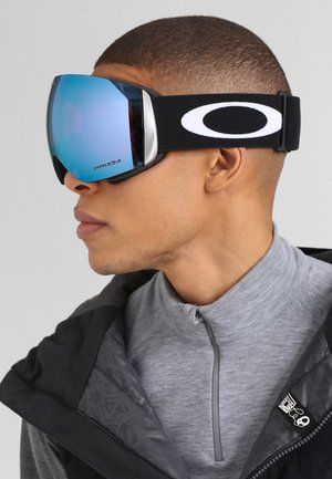 FLIGHT DECK - Ski goggles - black