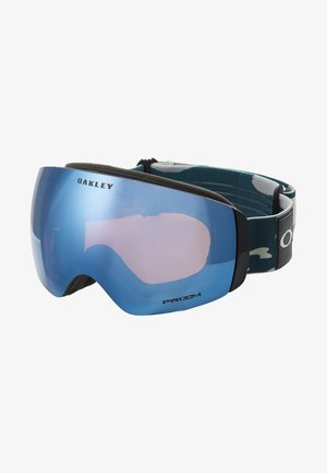 FLIGHT DECK XM - Gafas de esquí - turquoise/light grey