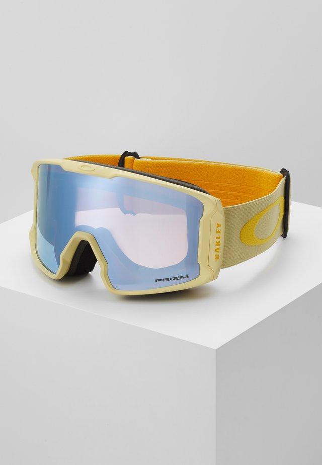 LINE MINER - Gogle narciarskie - prizm snow/sapphire iridium