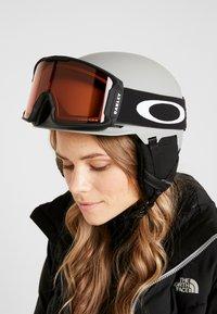 Oakley - LINE MINER - Ski goggles - black - 3