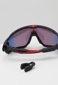 Oakley - JAWBREAKER - Sportovní brýle - black/anthracite - 2