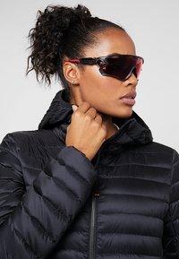 Oakley - JAWBREAKER - Sportovní brýle - black/anthracite - 4