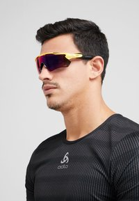 Oakley - RADAR  - Sports glasses - yellow - 1