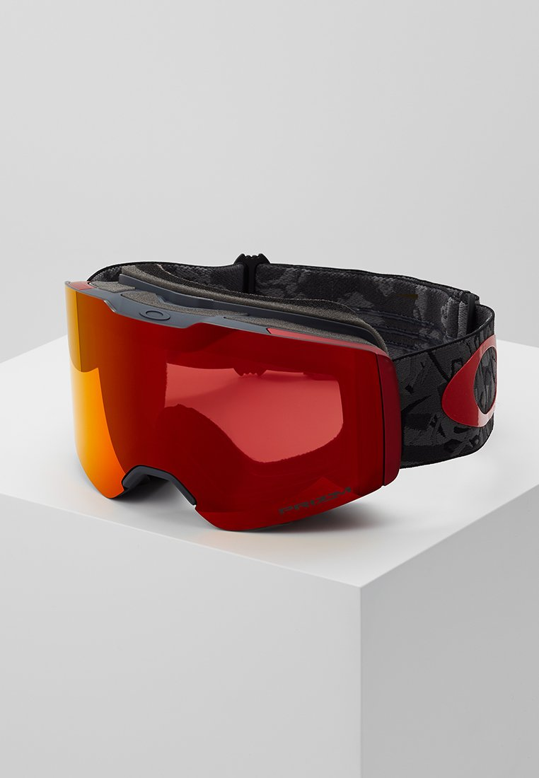 Oakley - FALL LINE - Ski goggles - jade