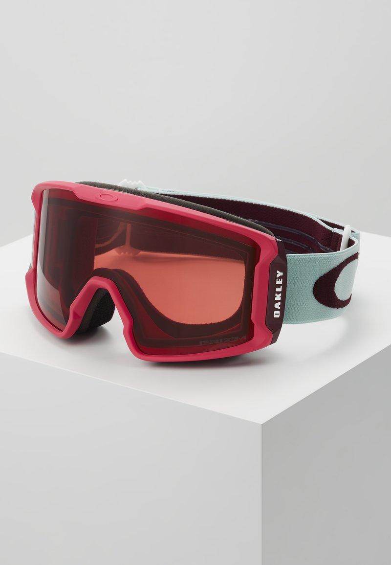 Oakley - LINE MINER  - Ski goggles - rose