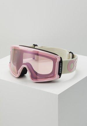 LINE MINER  - Masque de ski - snow pink
