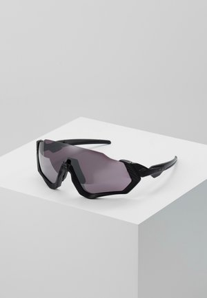 FLIGHT JACKET - Sports glasses - black