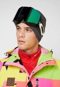 Oakley - FALL LINE XL - Gogle narciarskie - olive - 1