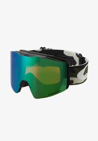 Oakley - FALL LINE XL - Gogle narciarskie - olive - 5