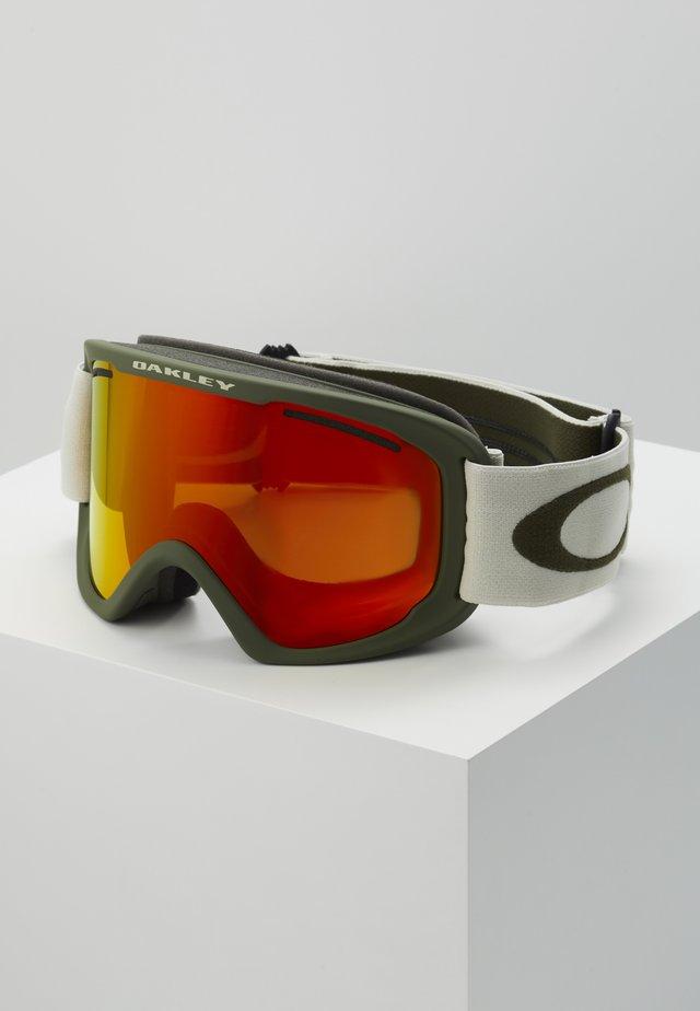 FRAME PRO XL - Skibril - olive/white