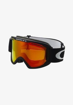 FRAME PRO XL - Masque de ski - black/red