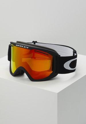 FRAME PRO XL - Ski goggles - black/red
