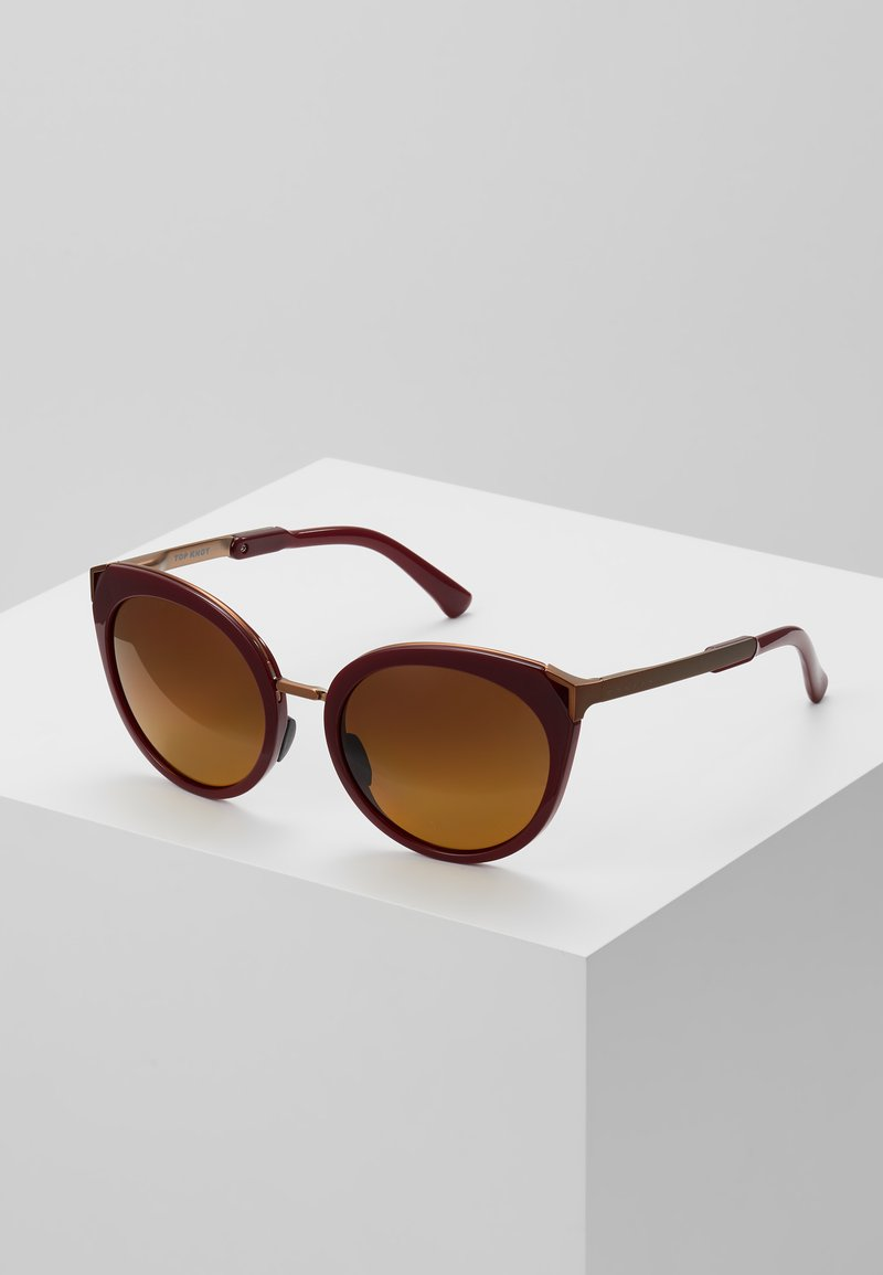 Oakley - TOP KNOT - Gafas de sol - brown gradient