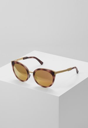 TOP KNOT - Sunglasses - prizm rose gold