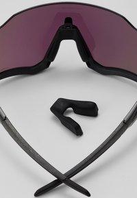 Oakley - FLIGHT JACKET - Sports glasses - steel/jade - 6