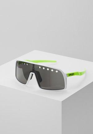SUTRO - Sports glasses - white/black