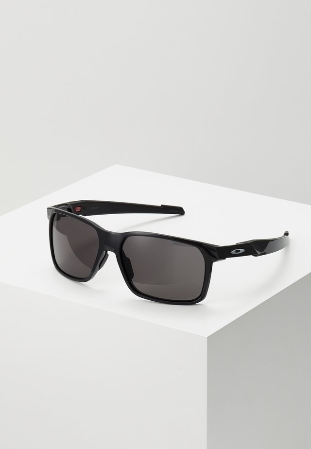 PORTAL - Sunglasses - carbon/grey