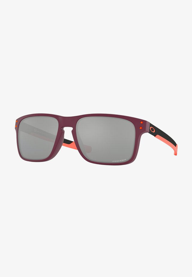 HOLBROOK MIX  - Sunglasses - matte violet/black