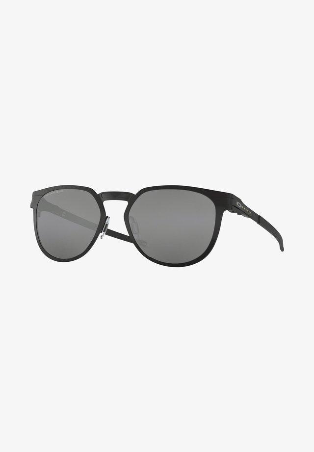 DIECUTTER  - Sunglasses - satin black/black iridium