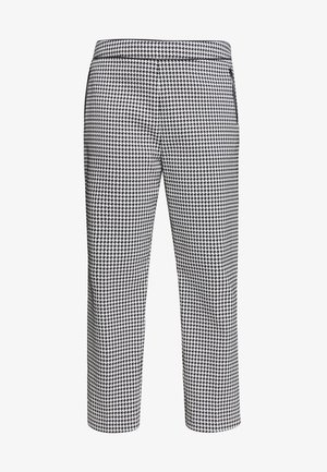 DOGTOOTH CIGARETTE - Trousers - black