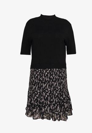 MERCI FLORAL DRESS - Day dress - multi black