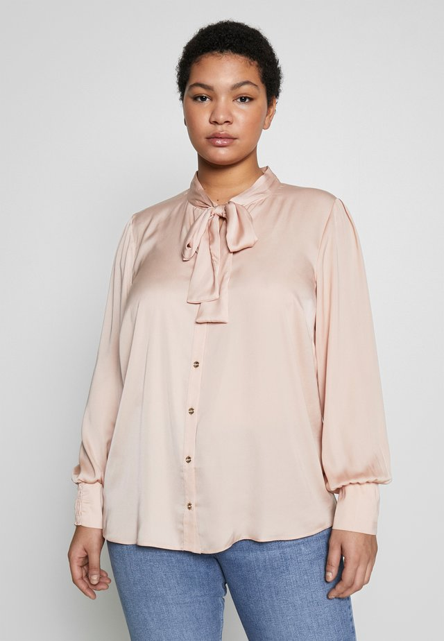 BRITEX PUSSYBOW  EXCLSUIVE - Blouse - light neutral