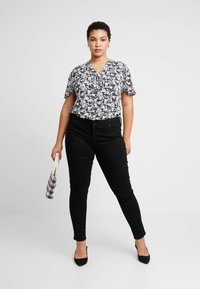 Oasis Curve - JADE - Jeans Skinny Fit - black - 1