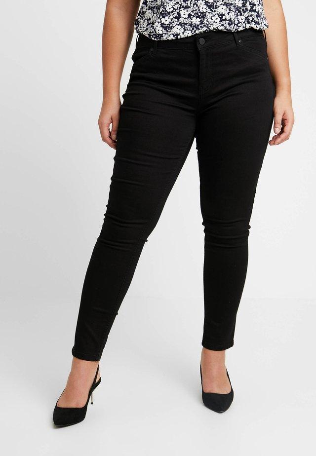 JADE - Jeansy Skinny Fit - black