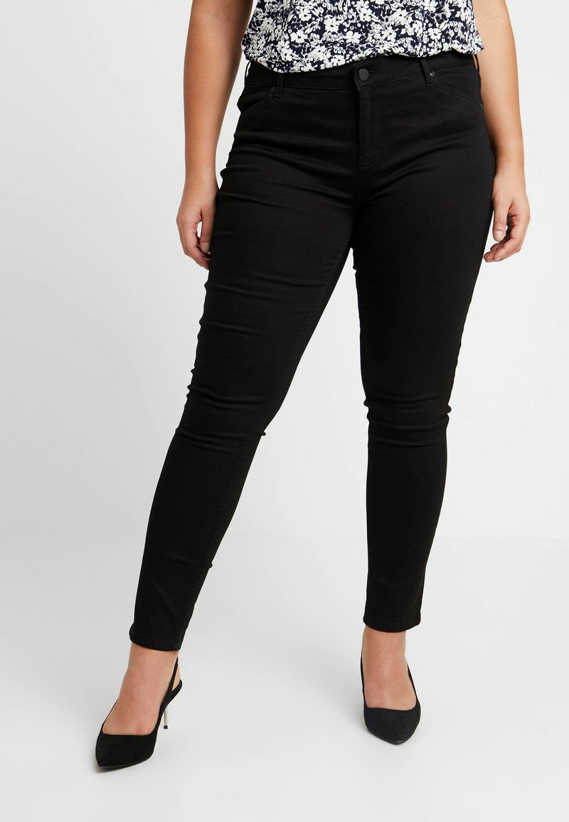 Oasis Curve - JADE - Jeans Skinny Fit - black