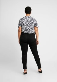 Oasis Curve - JADE - Jeans Skinny Fit - black - 2