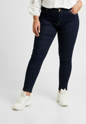RINSE WASH - Slim fit jeans - dark wash
