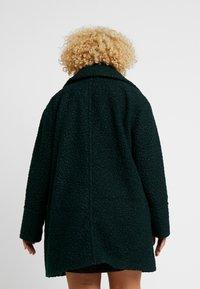 Oasis Curve - COAT - Winter coat - deep green - 2