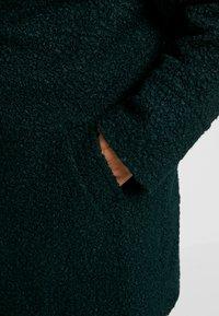 Oasis Curve - COAT - Winter coat - deep green - 5