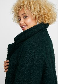 Oasis Curve - COAT - Winter coat - deep green - 3