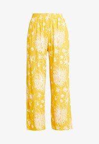 Obey Clothing - ANNETTE PANT - Broek - mustard multi - 3