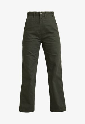 OLLIE PANT - Trousers - olive multi