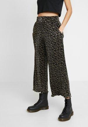 ORION PANT - Kalhoty - black multi