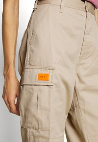 Obey Clothing - COMBAT - Trousers - beige - 3