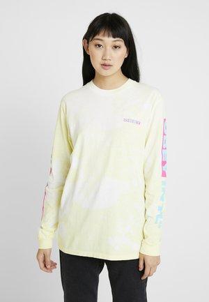 Camiseta de manga larga - lemon